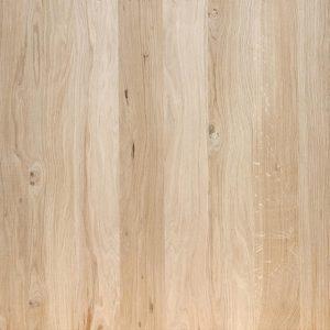 eikenhout doorgaande lamellen