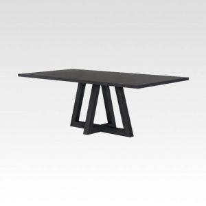 massief houten tafel op maat