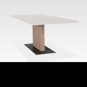 design tafelpoot massief hout