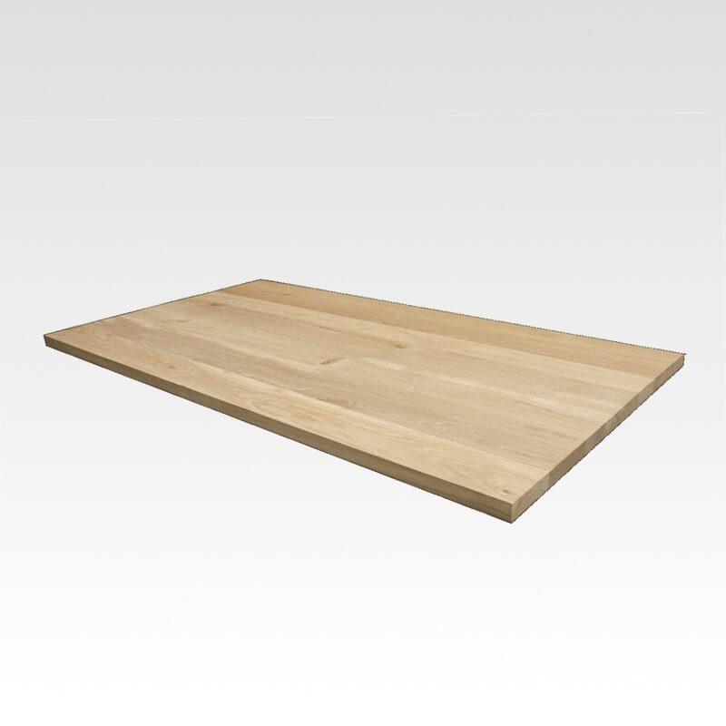 Tafelblad Op Maat.Eiken Tafelbladen Op Maat Bestelt U Eenvoudig Bij Qatrina