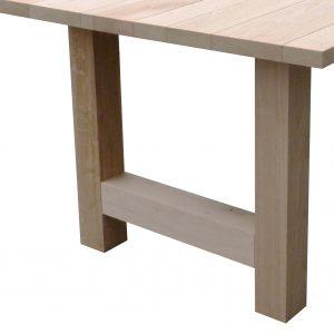 eiken houten onderstel