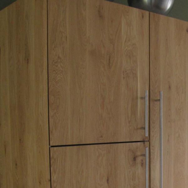 Massief houten kastdeuren op maat