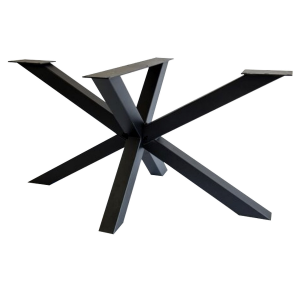 spinpoot staal tafelonderstel
