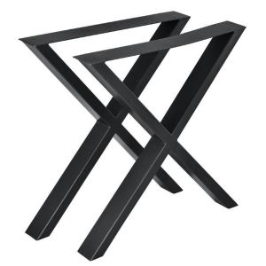 onderstel x-poot smal staal