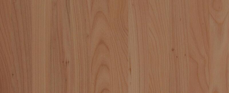 massief kersenhouten paneel