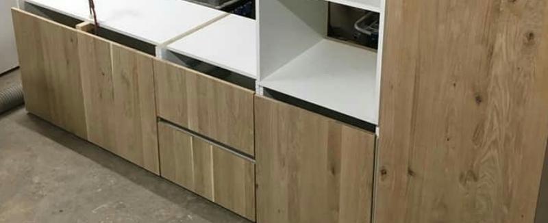 eiken keukenfronten